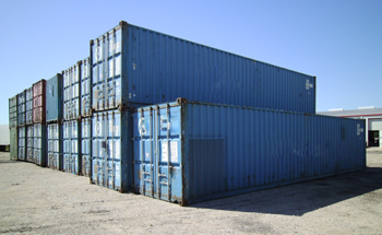 Storage - Containers